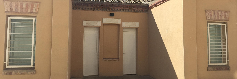 Sala de l'Antic Escorxador - Ajuntament de Llardecans