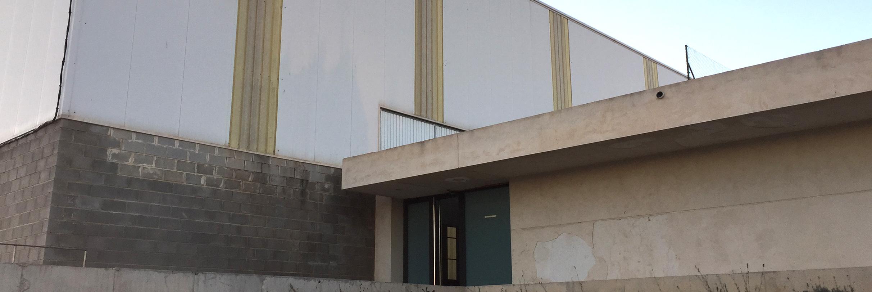 Pavelló poliesportiu - Ajuntament de Llardecans