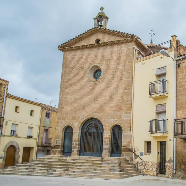 Ajuntament Llardecans Capella Loreto