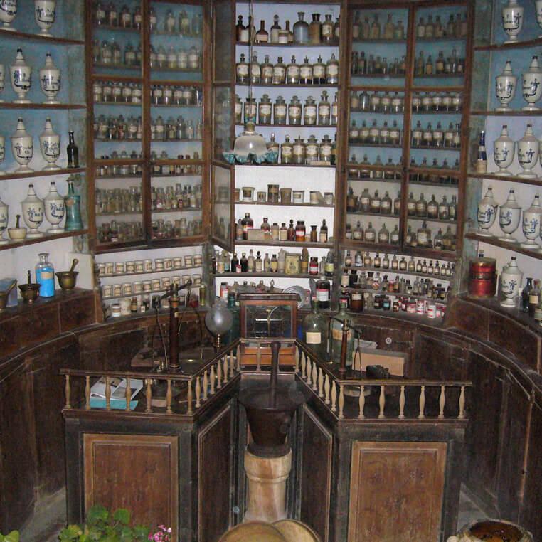 Ajuntament Llardecans Farmacia