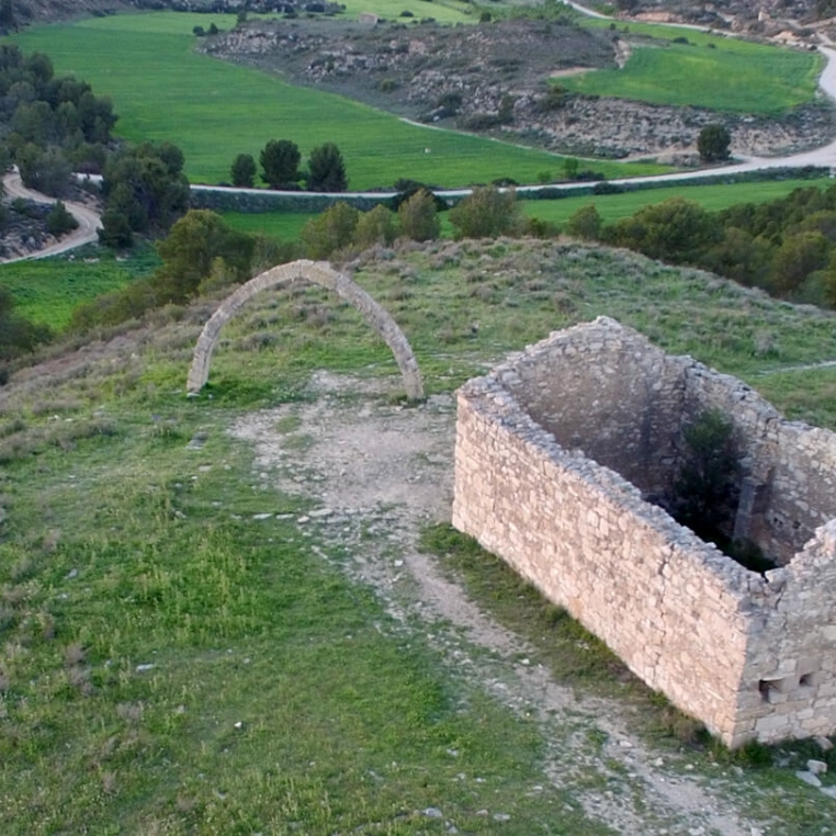 Ajuntament Llardecans Arc Ada