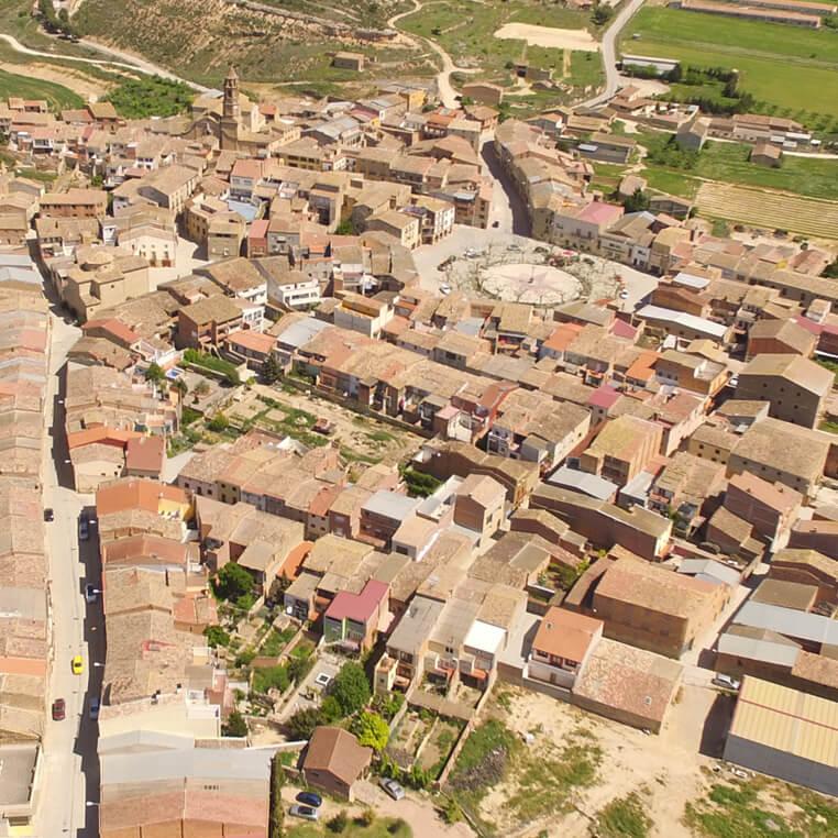 Ajuntament Llardecans Rutes territori poble