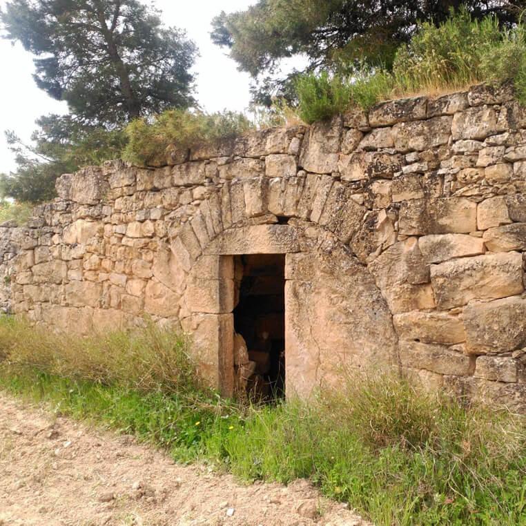 Ajuntament Llardecans Rutes territori Vall dels Horts