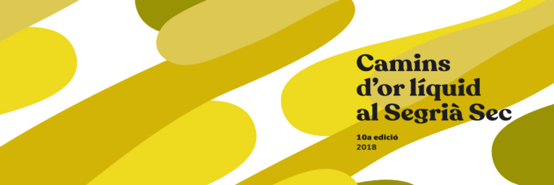 Camins d'or líquid 2018 - Ajuntament de Llardecans