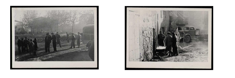 Fotos inèdites de Llardecans durant la guerra - Ajuntament de Llardecans